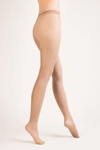 GABRIELLA Dámské punčocháče 105 classic plus nocciola barva nocciola, velikost XL