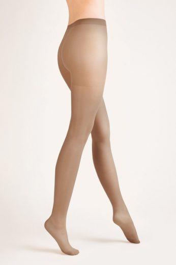 GABRIELLA Dámské punčocháče 105 classic plus visone  barva visione, velikost XL