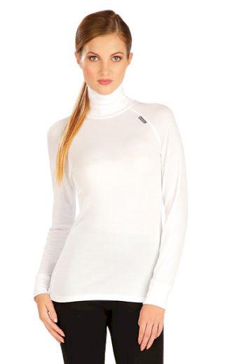 LITEX Funkční termo rolák dámský 7A251 barva bílá, velikost M
