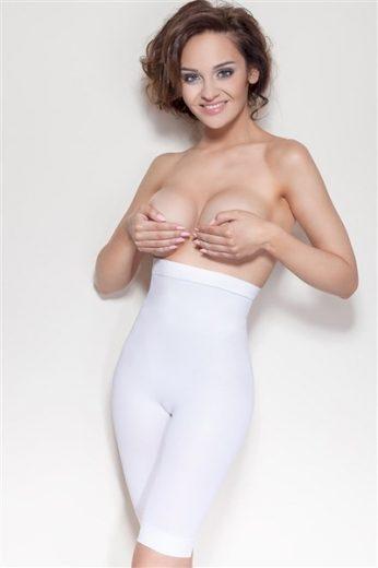 MITEX Elite VIS Dámské stahovací kalhotky bílé  barva bílá, velikost L
