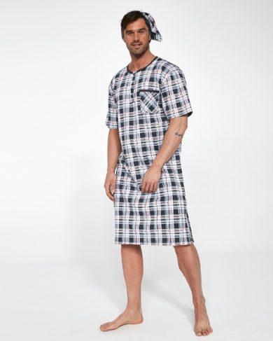 CORNETTE Pánská noční košile 110/06 barva viz foto, velikost M