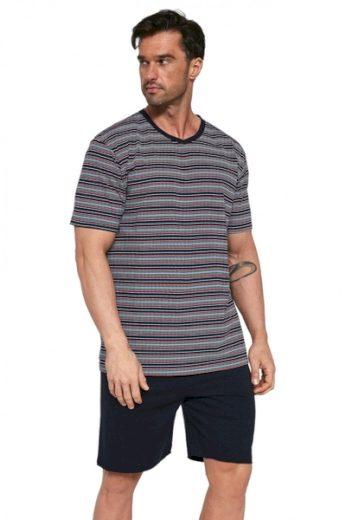 CORNETTE Pánské pyžamo 338/22 barva vícebarevné, velikost S