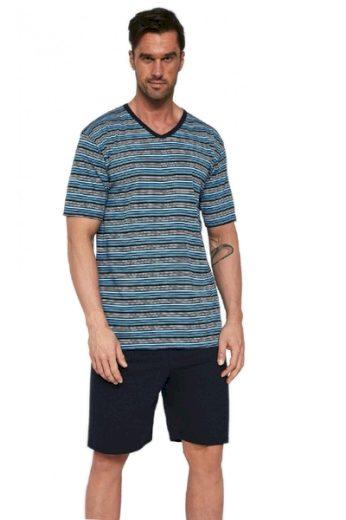 CORNETTE Pánské pyžamo 330/18 barva vícebarevné, velikost M
