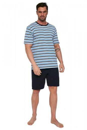 CORNETTE Pánské pyžamo 338/20 barva vícebarevné, velikost S