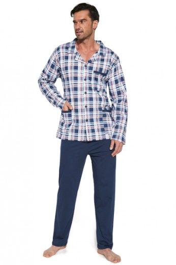 CORNETTE Pánské pyžamo 114/45 barva vícebarevné, velikost XXL