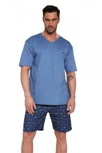 CORNETTE Pánské pyžamo 326/112 John barva džínová, velikost M