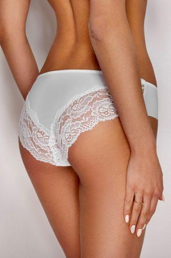 EWANA Dámské kalhotky 053 bílá barva bílá, velikost L
