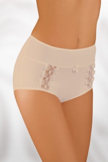 BABELL Dámské kalhotky 005 plus beige barva béžová, velikost 3XL
