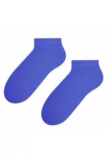Steven Dámské ponožky 052 blue barva modrá, velikost 35/37