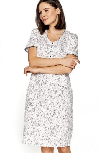 CANA Noční košile 872 plus barva bílá, velikost XXL