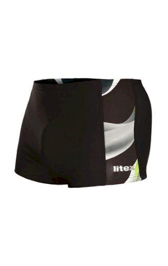 LITEX Pánské plavky boxerky 6B513 barva viz. foto, velikost 48