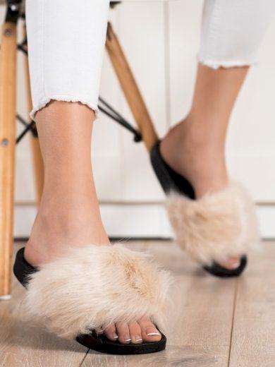 EVENTO Pohodlné  nazouváky hnědé dámské bez podpatku velikost 36