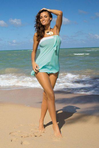 New Design Dámská plážová tunika Mia Indygo