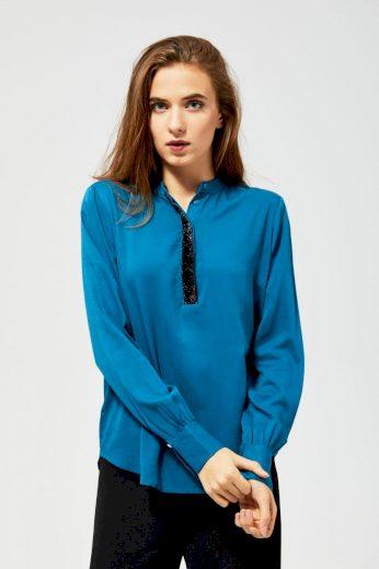 Moodo Košile dámská FLASYX s dlouhým rukávem