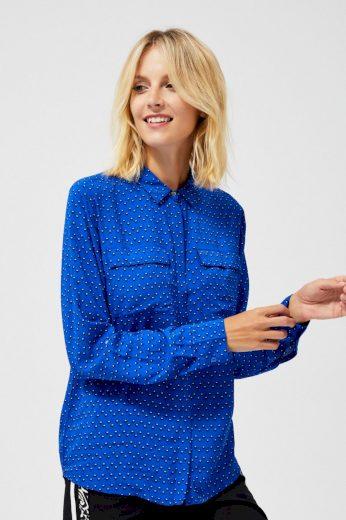 Moodo Košile dámská HEST s dlouhým rukávem