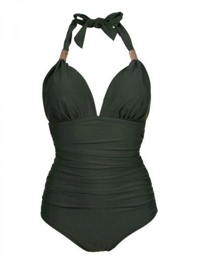 Top Secret Plavky dámské SISI II jednodílné