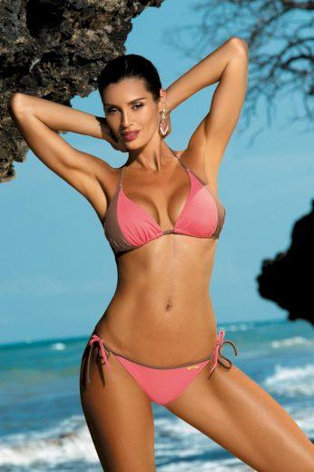 New Design Plavky dámské Anis Caraibi-Clematis dvoudílné