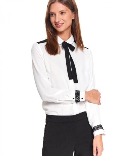 Top Secret Košile dámská ZLIBI s dlouhým rukávem