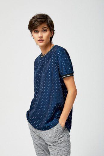 Moodo Košile dámská s krátkým rukávem