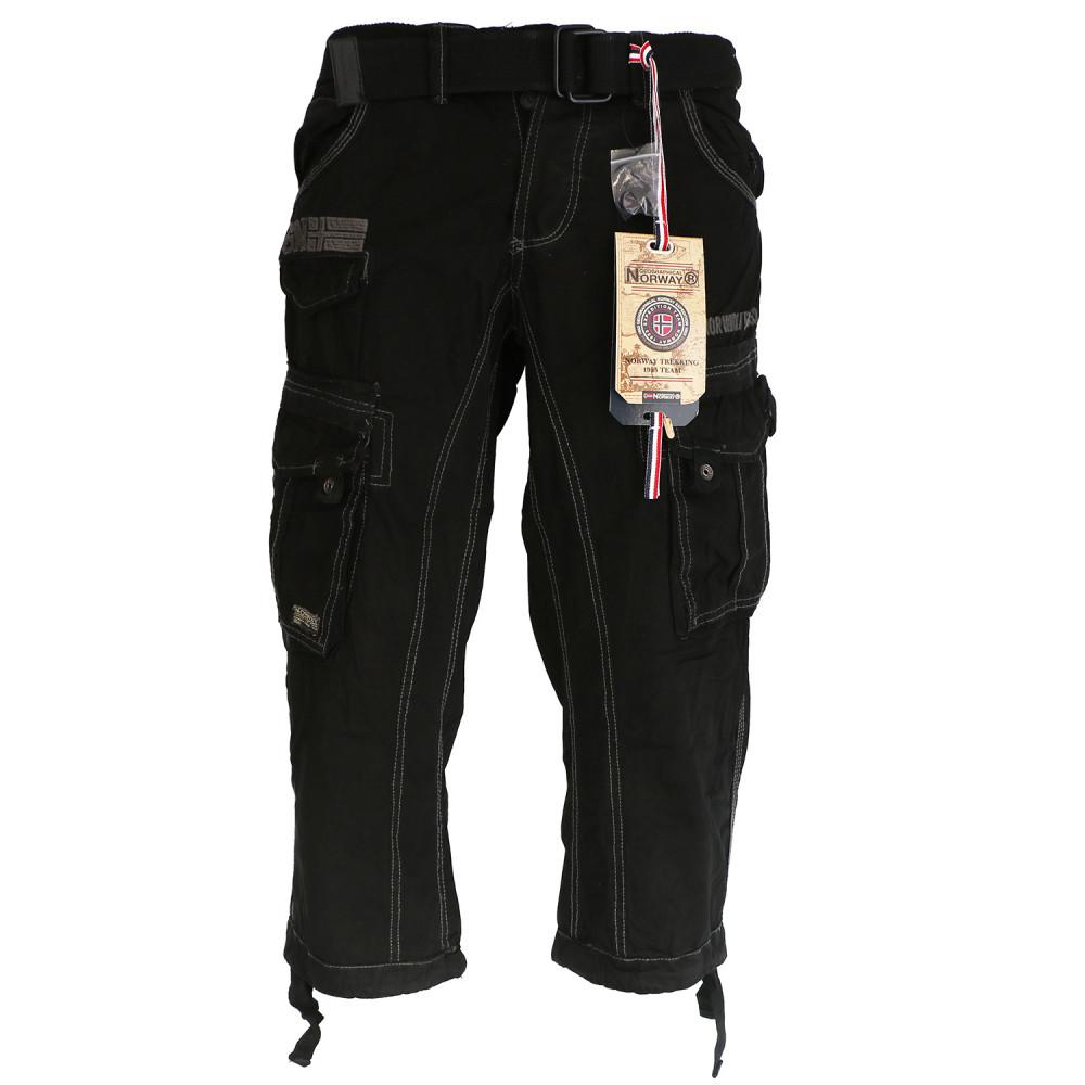 GEOGRAPHICAL NORWAY kalhoty pánské PANORAMIQUE MEN NEW 3/4 BASIC 063