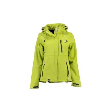 GEOGRAPHICAL NORWAY bunda dámská TEHOUDA softshellová