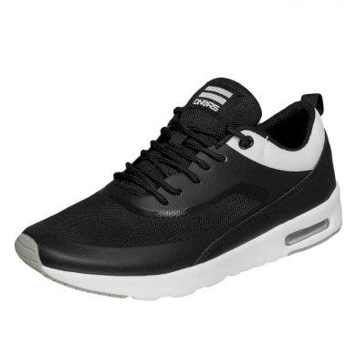 Dangerous DNGRS boty dámské  London Sneakers Black/White