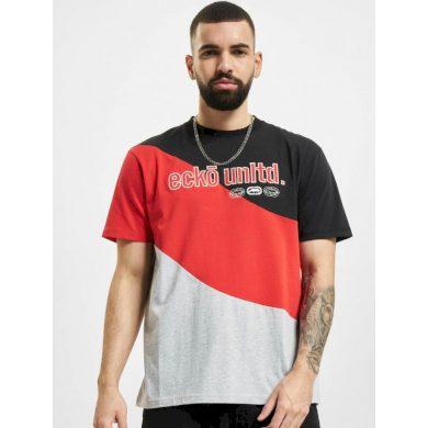 Ecko Unltd. tričko pánské Männer T-Shirt Boardmoor in schwarz