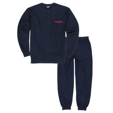 ADAMO pyžamo pánské BRIAN rozepínací nadměrná velikost