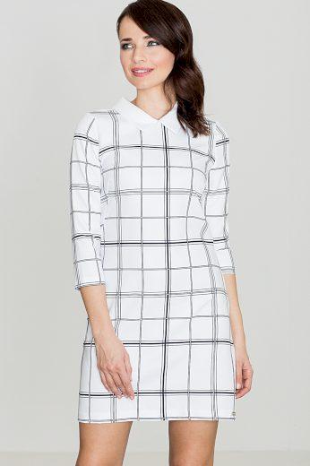 Šaty Lenitif K424 bílé