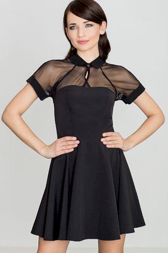 Šaty Lenitif K399 černé