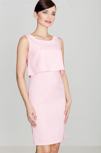 Šaty Lenitif K388 růžové