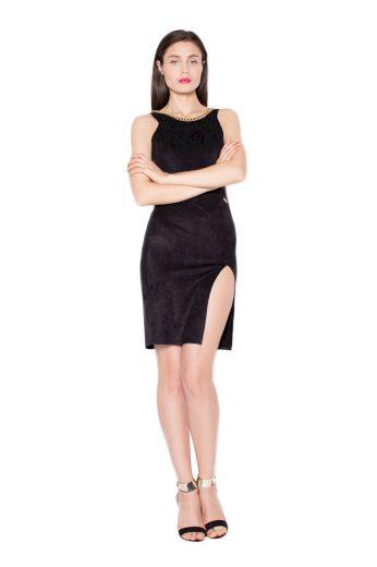 Šaty Venaton VT059 černé