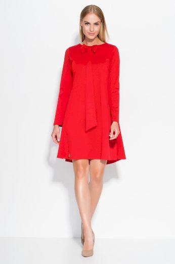 Dámské šaty Makadamia M320 červené
