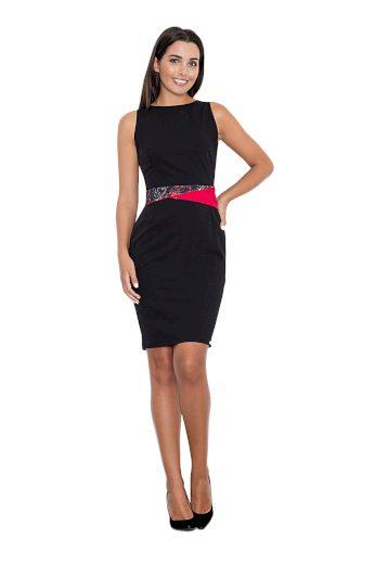 Dámské šaty M534 černé