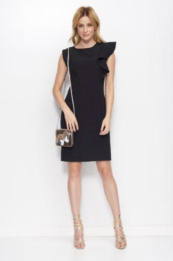 Šaty Makadamia M400 černé