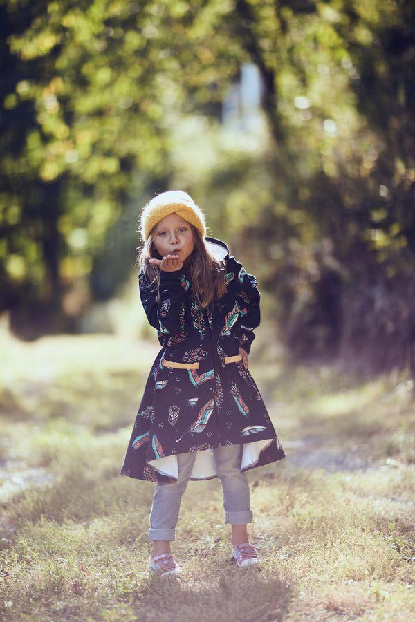 Softshell kabát s fleecem Feathers - Jako máma
