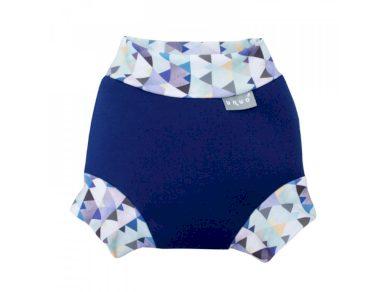 Kojenecké plavky Mini Trojúhelníčky kluk - Unuo