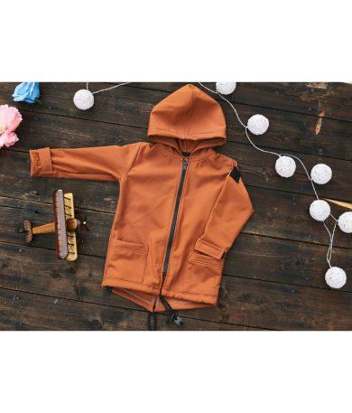 Softshell bunda s fleecem Cinnamon - Jako máma