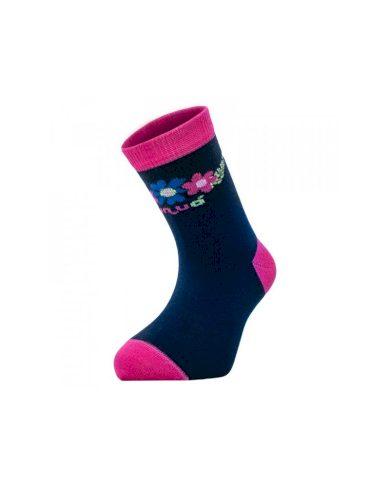 Dětské bambusové ponožky, Květinky - Unuo