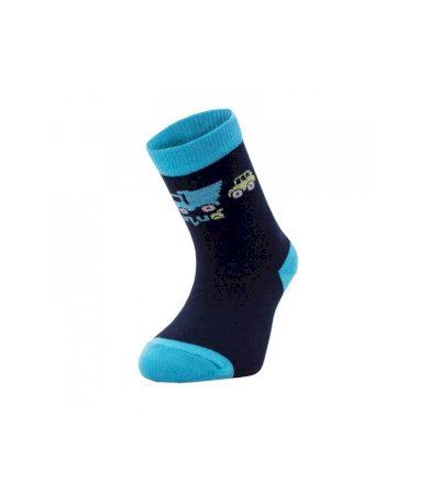 Dětské bambusové ponožky, Autíčka - Unuo