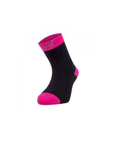Dětské bambusové ponožky, Fuchsiová - Unuo