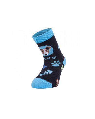 Dětské bambusové ponožky, Kočka Pes Kluk - Unuo