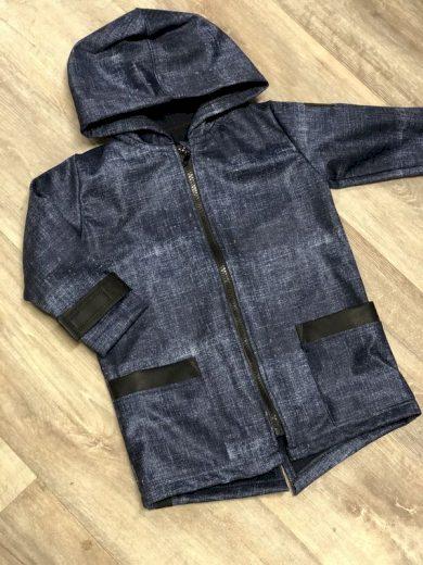 Softshell bunda s fleecem Jeans - Jako máma