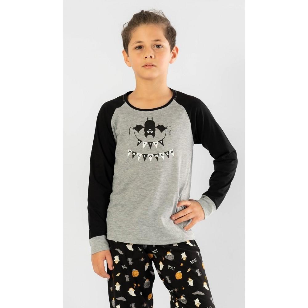 Dětské pyžamo dlouhé Netopýr