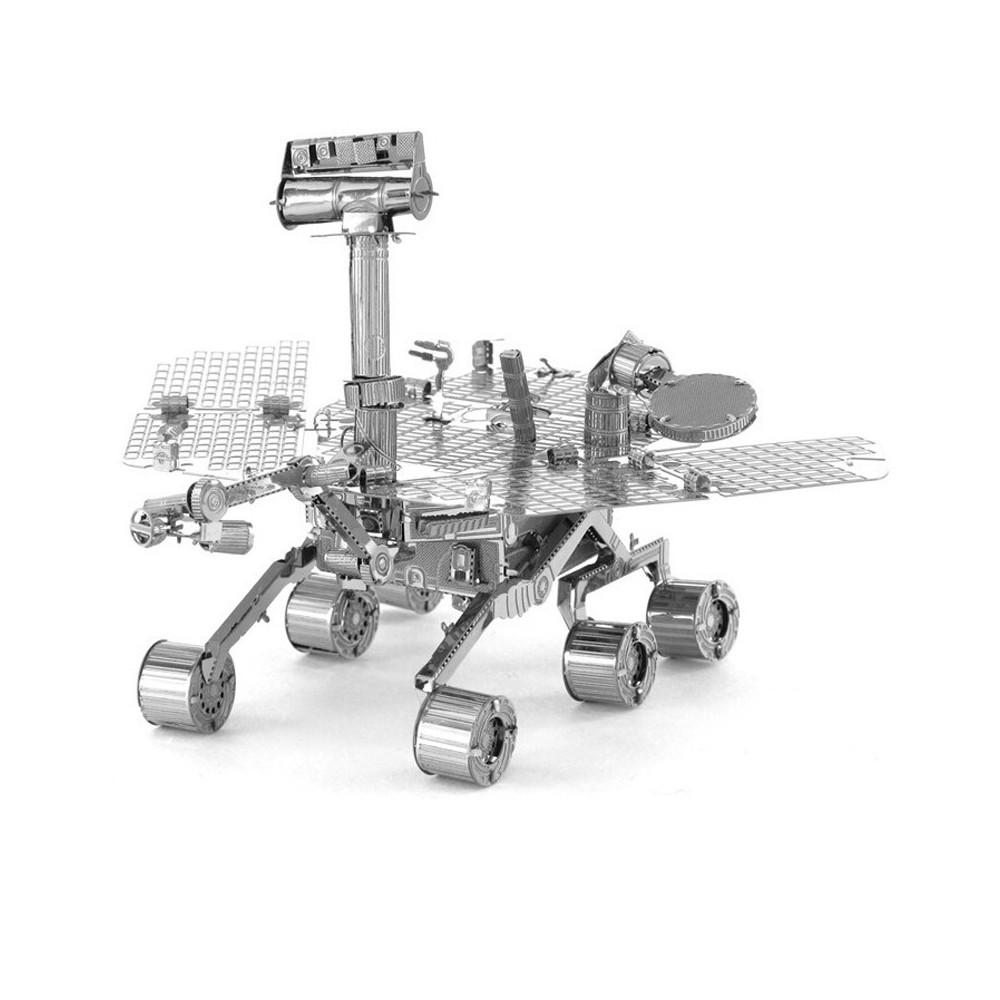 Spirit MER-A z Mars Exploration Rover - 3D ocelová skládačka