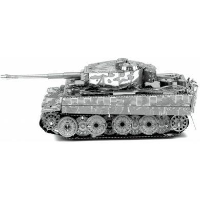 3D ocelová skládačka Tiger TANK