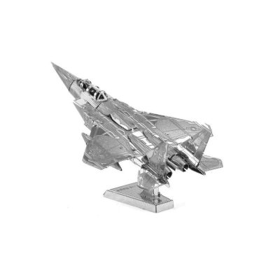 3D ocelová skládačka stíhačka F-15