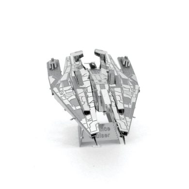 3D ocelová skládačka Mass Effect: Alliance Cruiser