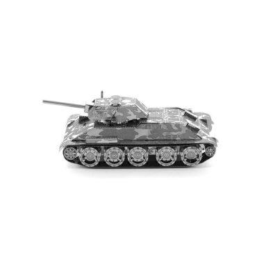 3D ocelová skládačka TANK T-34