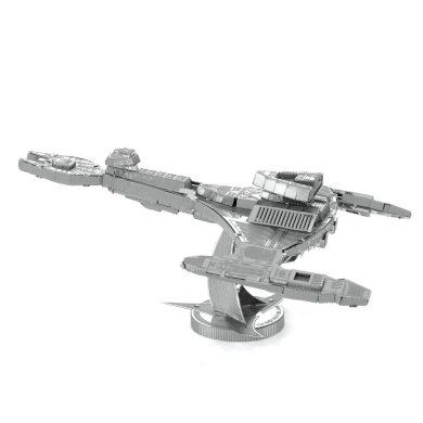 3D ocelová skládačka Star Trek Klingon Vor'cha